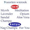 Wierook mix Hem - Satya