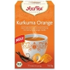 Yogi Tea curcuma orange thee