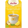 Yogi Tea ginger lemon thee