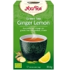 Yogi Tea green tea ginger lemon thee