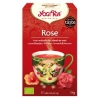 Yogi Tea rose thee
