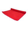 acaya total grip yoga towel rood
