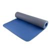acaya yogamat evolution plus II blauw/grijs