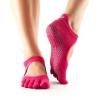 toesox ballerina grip fuchsia S