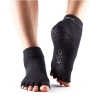 toesox teensok grip zwart no toe S