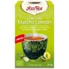 Yogi Tea green tea matcha lemon thee